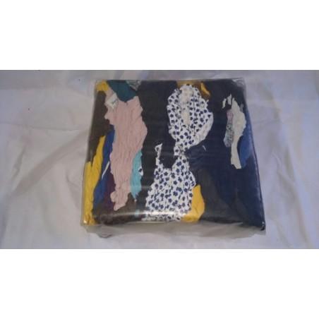 Trapo Mecanico Punto Textil Color Enrique Rincon 5 Kg