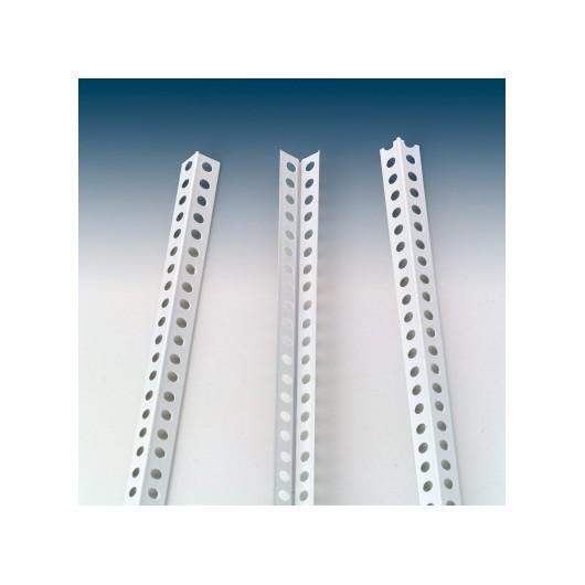 Guardavivo Construccion Perforado 2,50Mt Pvc Osyma