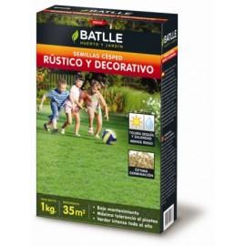 Semilla Cesped Batlle Rustic 051309 1 Kg