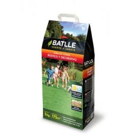 Semilla Cesped Batlle Rustic 051309 5 Kg