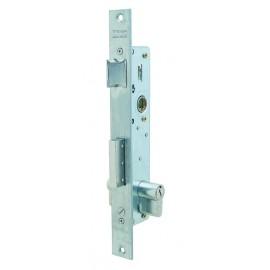 Cerradura Metalica Embutir 25X30Mm 2210303Ai Inox Picaporte/Palanca Basculante Tesa