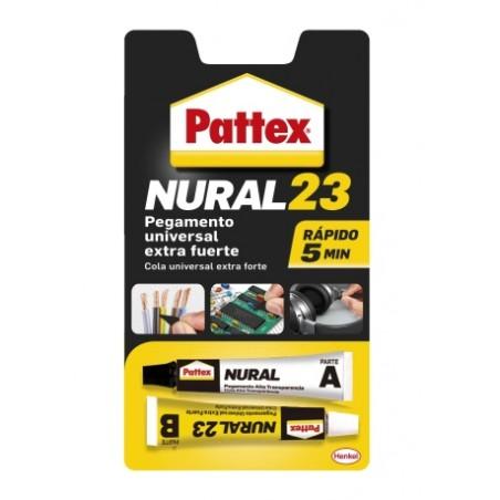 Cemento Adhesivo 22 Ml Nural-23 Pattex