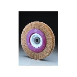 Cepillo Industrial Circular Multieje 200X0,4 Mm Acero/Latonado Jaz