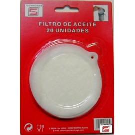 Filtro Aceite Grasera Tecnhogar