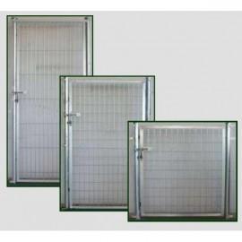 Puerta Cercado  0,80X1,00Mt Malla Soldada Metal Vimasa