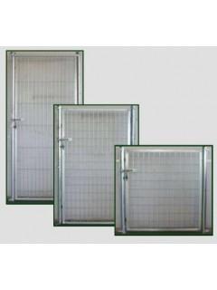Puerta Cercado  0,80X1,50Mt Malla Soldada Metal Vimasa