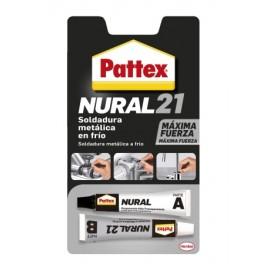 Cemento Adhesivo Metales 120 Ml Nural-21 Pattex