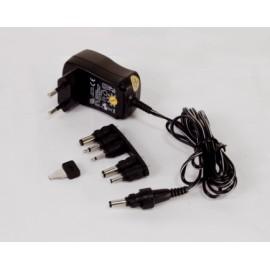 Alimentador Multimedia 3-12V 600Ma Axil