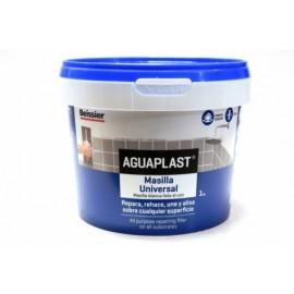 Masilla Restaurancion Capa Gruesa 1 Kg Interior Aguaplast