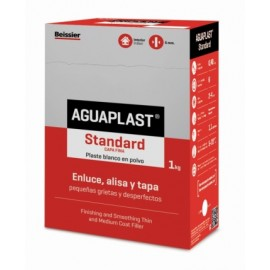 Masilla Restaurancion Estandar 1 Kg Aguaplast