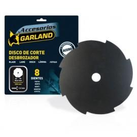 Disco Desbrozador 230 Mm 8 Dientes Garland 7100230148