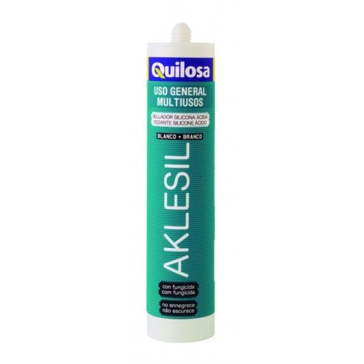 Silicona Acida Uso General 280 Ml Bl C/Fung Aklesil Quilosa