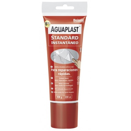 Masilla Restaurancion Instantanea 200 Ml Aguaplast