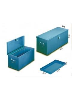Arcon Taller  80X33X33 Cm Con Bandeja 32,74 Kg Metal Heco