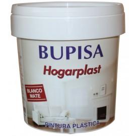 Pintura Plastica Mate 4 Lt Blanco Interior HogarPlastica Bupisa