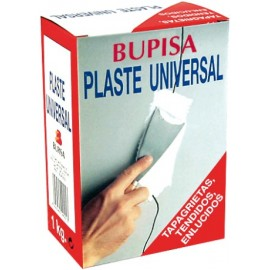 Masilla Restaurancion Plaste 5 Kg Polvo Multiuso Bupisa
