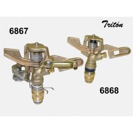 Aspersor Riego Circ Triton Laton 951T-6868