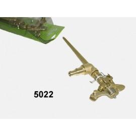 Aspersor Riego Sectorial Triton Laton Pincho 9535T-5022