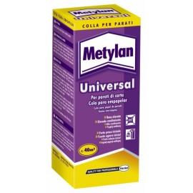 Cola Empapelar Universal 125 Gr Metylan