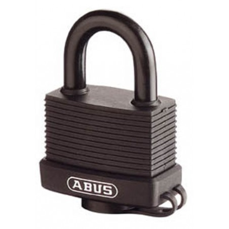 Candado Seguridad  45Mm Arco Corto  Expedition Negro Abus