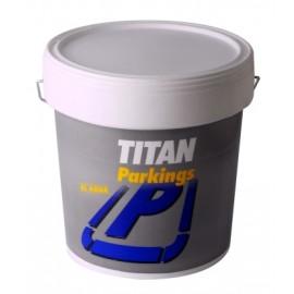 Pintura Suelo Parking 4 Lt Gris Acrilico Titan