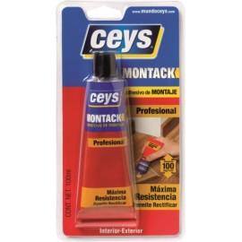 Adhesivo Montaje 100 Ml Montack Tubo Ceys
