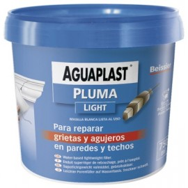 Masilla Restaurancion Pluma 250 Ml Aguaplast