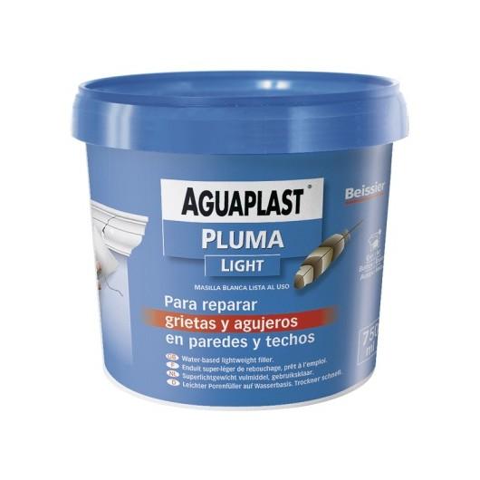 Masilla Restaurancion Pluma 250 Ml Aguaplast