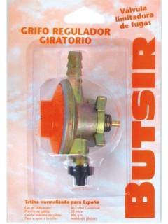 Grifo Camping  28 Gr Regulador Butsir Gas Giratorio Repu0001