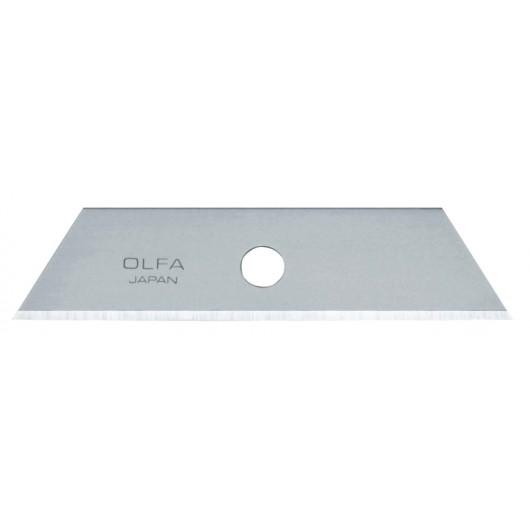 Cuchilla Cutter Para Skb2-5B 72X17,5X0,60Mm Trapezoidal Olfa