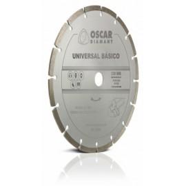 Disco Corte General Obra 230 Mm Diamante  Basico Grinding