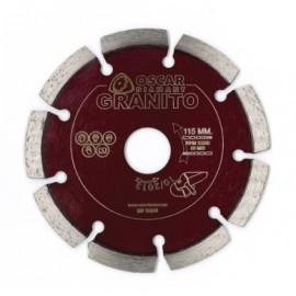 Disco Corte Granito  Laser 115X2,2X7 Mm Diamante  Grinding