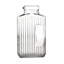 Jarra Agua 2,0Lt Quadro Cristal Luminarc