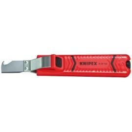 Cuchillo Electricista  Cables Con Gancho 8-28Mm Knipex