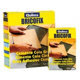 Cemento Restauracion 1,5 Kg Gris Bricofix Quilosa