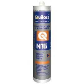 Silicona Neutra Construccion 300 Ml Tr. Orbasil N-16 Quilosa