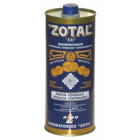 Desinfectante Quimico Fungicida Desodorizante Zotal 1 Kg