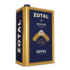 Desinfectante Quimico Fungicida Desodorizante Zotal 500 Gr