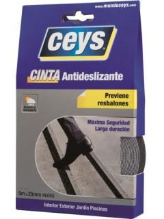 Antideslizante Bañera Tiras 2,5Cmx25Mm 8Pz Blanco Ceys 8 Pz