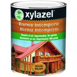 Barniz Madera Brillante 750 Ml Incoloro Exterior Xylazel
