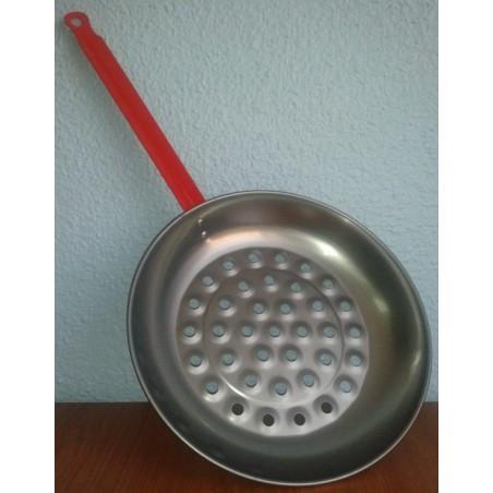 Sarten Cocina Castañera 26Cm H.Pul La Ideal