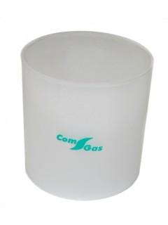 Cristal Camping  Lampara Comgas Cristal Para 985/1002 1075