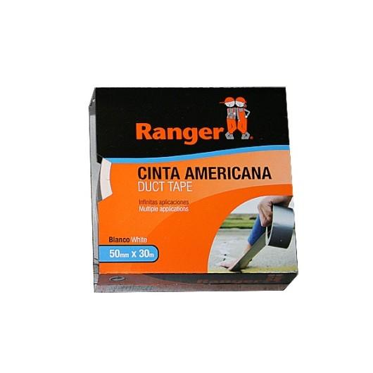 Cinta Adhesiva 50Mmx 10Mt Americana Amarillo Ranger