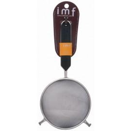 Colador Cocina Media Bola 16Cm Mango Aislante Inox Imf