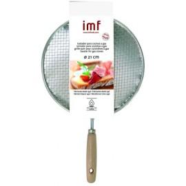 Tostador Cocina Gas 21Cm Manual Reforzado Tinplate 21 Imf