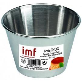 Flanero Resposteria Liso 07Cm Inox Imf