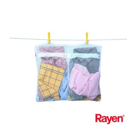 Saco Lavadora 2 Compartimentos Rayen