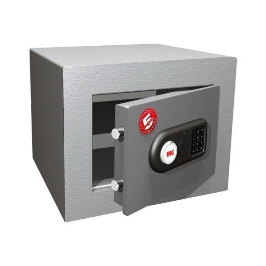 Caja Fuerte Seguridad Sobreponer Electrica 324X435X355Mm 102-Es Plus Fac