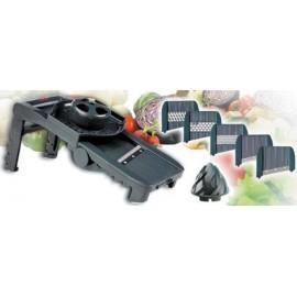 Mandolina Cocina 5 Cuchillas Regulador Grosor Lacor