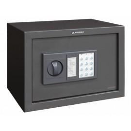 Caja Fuerte Seguridad Sobreponer Electrica 200X310X200 Mm Class Arregui
